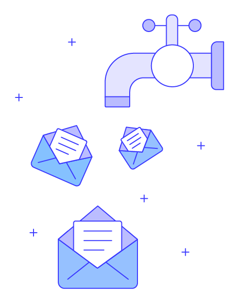 Drip marketing - Agence Email Marketing Alégorix