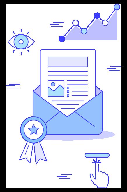 Services de gestion de campagnes par email - Email Marketing Agence Alégorix